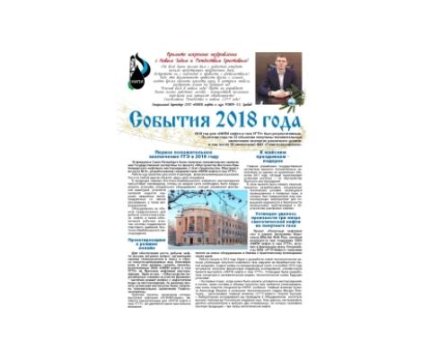 Спецвыпуск газеты НИПИ