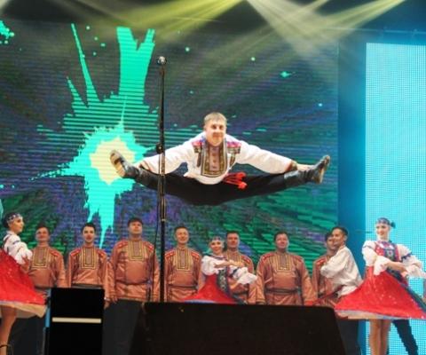 Государственный ансамбль песни и танца Республики Коми «Асъя кыа»
