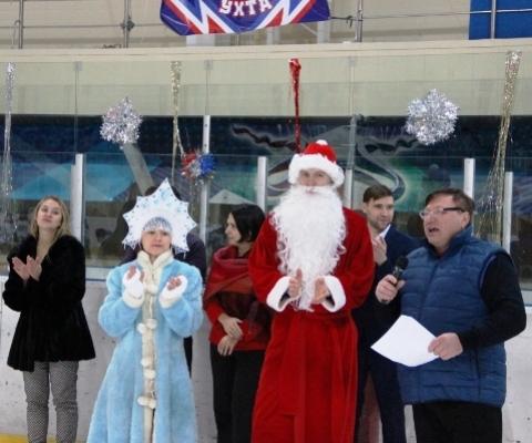 Турнир  на призы Деда Мороза