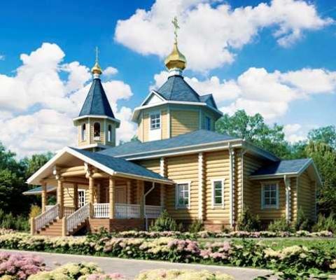 Дизайн храма