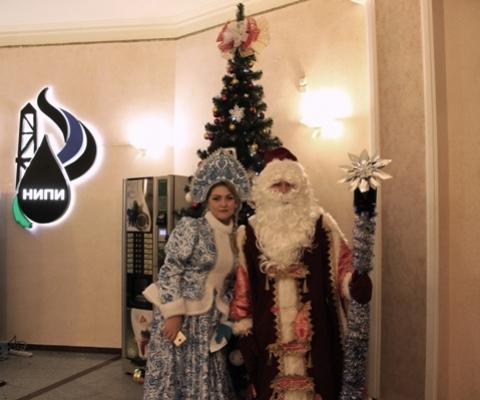 Дед Мороз НИПИ