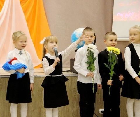"""Классный марафон  в школе """"Росток"""""""