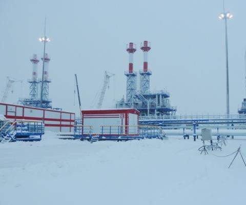 Обустройство Ярегского нефтяного месторождения