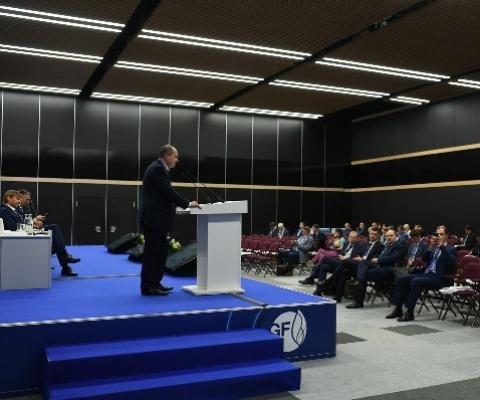 IX Петербургский Международный газовый форум