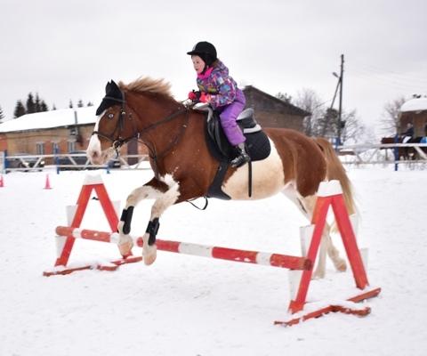 Самая юная спортсменка Настя