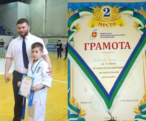 Захар Ковалев