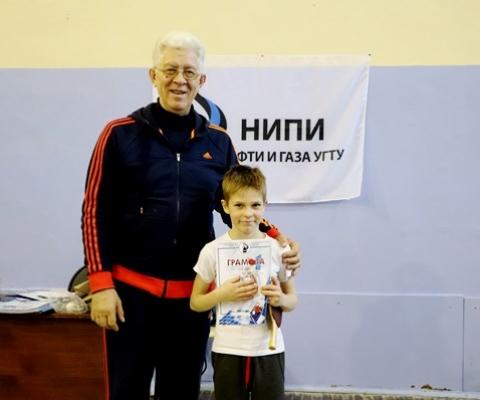 Николай Лудников и Дмитрий Солодовников