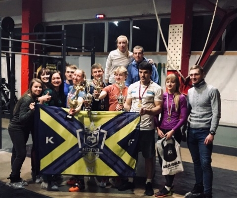 Участники, призеры и болельщики чемпионата из Ухты