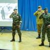 Выступает ансамбль Союза ветеранов