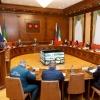Заседание Республиканского оперативного штаба по противодействию распространению новой коронавирусной инфекции