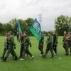 Парад участников Кубка Вооруженных сил