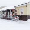 Социокультурный центр в деревне Карпушевка