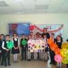 """Поздравление учеников 4 класса НШ """"Росток"""""""