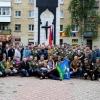У памятника ухтинцам, погибшим в локальных войнах и конфликтах